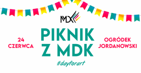 Piknik z MDK w Ostrowi Mazowieckiej #dayforart