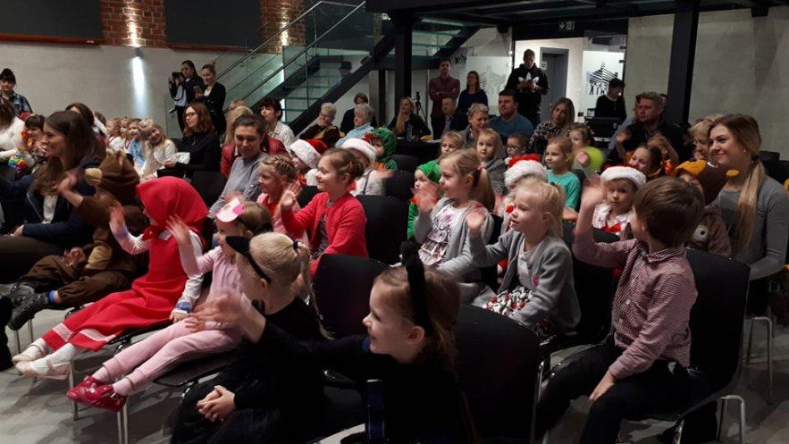 Wyniki konkursu Dzieciak Śpiewa Kliknięcie w obrazek spowoduje wyświetlenie jego powiększenia