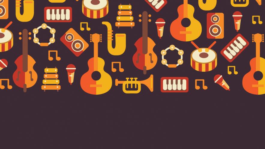 Weź swój instrument i gramy!  Kliknięcie w obrazek spowoduje wyświetlenie jego powiększenia