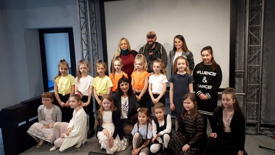 Laureaci XIV Festiwalu Polskiej Piosenki Filmowej MikroFilm 2019 Kliknięcie w obrazek spowoduje wyświetlenie jego powiększenia