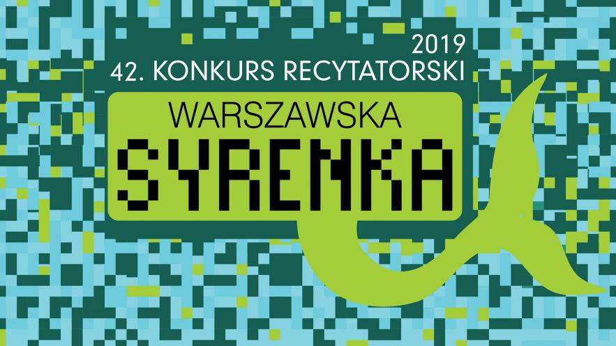 Wyniki eliminacji powiatowych 42. Konkursu Recytatorskiego Warszawska Syrenka Kliknięcie w obrazek spowoduje wyświetlenie jego powiększenia