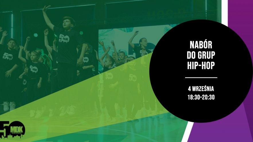 Dołącz do naszych hip-hopowych ekip Kliknięcie w obrazek spowoduje wyświetlenie jego powiększenia